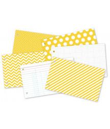 SIMPLE STORIES - Album 4x6 SN@P! Binder - Yellow