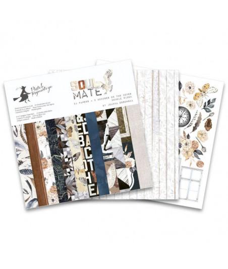 PIATEK13 - Paper pad Soulmate - Spring 6x6