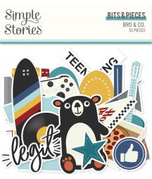 SIMPLE STORIES -  Bro & Co...