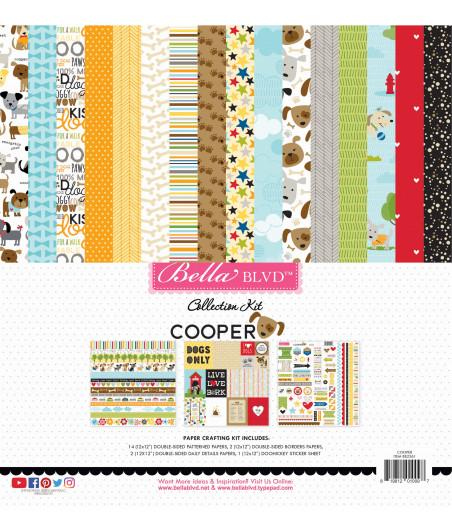 BELLA BLVD - Cooper 12x12 Inch Collection Kit