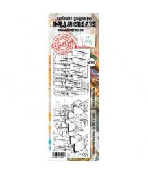 AALL & CREATE - 276 Stamp