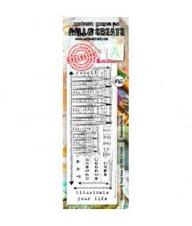 AALL & CREATE - 165 Stamp