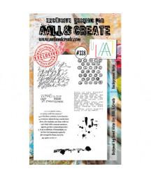 AALL & CREATE - Stamp Set -...