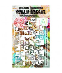 AALL & CREATE - Stencil 59