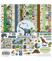 CARTA BELLA - Dinosaurs...