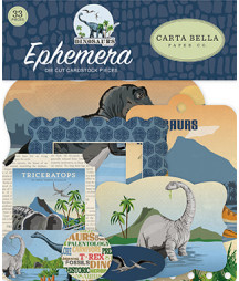 CARTA BELLA -  Dinosaurs -...