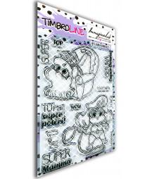 TimbroLINE - In un Fumetto...