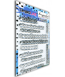 TimbroLINE - Hashtags 3 by...