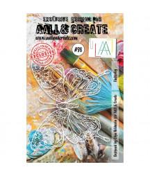 AALL & CREATE - Stencil 98
