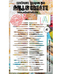 AALL & CREATE - Stencil 7