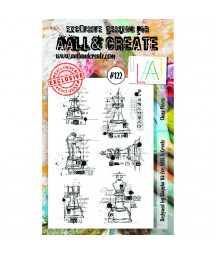 AALL & CREATE - 122 Stamp A6