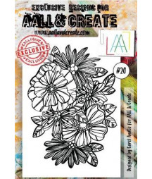 AALL & CREATE - 20 Stamp A6