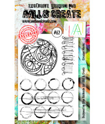 AALL & CREATE - 62 Stamp A6...