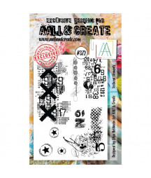 AALL & CREATE - 372 Stamp...