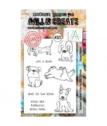 AALL & CREATE - 373 Stamp...