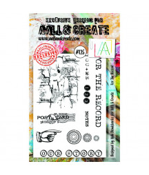 AALL & CREATE - 125 Stamp...