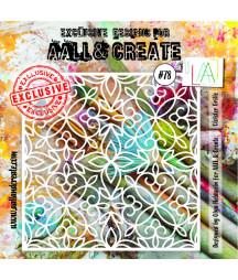 AALL & CREATE - Stencil 78