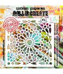 AALL & CREATE - Stencil 56