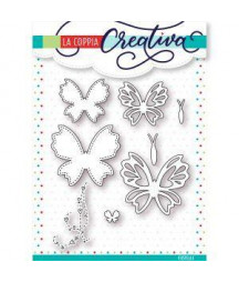 COPPIA CREATIVA - Farfalle