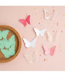 MINTOPIA - Troquel mariposas de verano