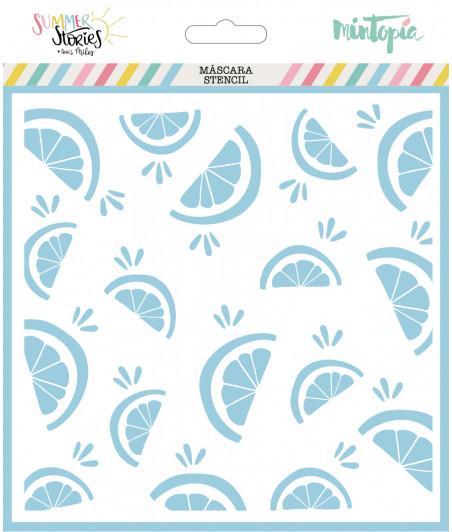 MINTOPIA - Máscara Limones Summer Stories