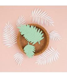 MINTOPIA - Troqueles Hojas de Palmera Summer Stories