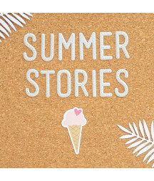 MINTOPIA - Alfabeto puffy Puntitos Summer Stories