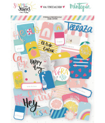 MINTOPIA - Die cuts Tags...