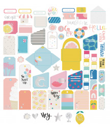 MINTOPIA - Die cuts Tags Summer Stories