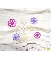 YUPPLA - Prisma - fiori doodle