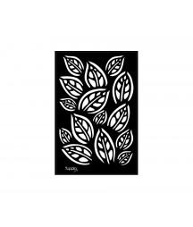 YUPPLA - BLACK Stencil -...