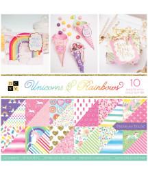 DCWV - Unicorns & Rainbows...