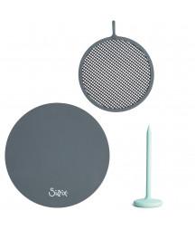 SIZZIX - Shrink plastic accessories