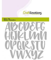 CRAFTEMOTIONS - Alphabet...