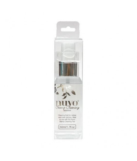 NUVO - Stamp cleaning solution 50ml