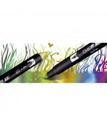 TOMBOW - Set 107 pennarelli Dual Brush + blender