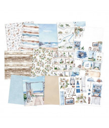 PIATEK - Paper pad Beyond the Sea - 6x6 Pad Collection Kit