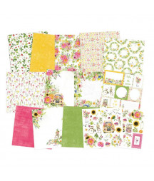 PIATEK - Paper pad The Four Seasons - 6x6 Pad Collection Kit
