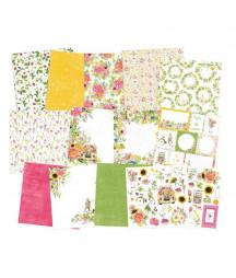 PIATEK - Paper pad The Four Seasons - 6x6 Pad Collection Kit