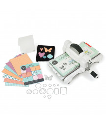 SIZZIX - Big shot Essentials Kit for Shape-Cutting and Embossing