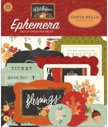 CARTA BELLA - Hello Autumn...