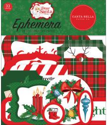 CARTA BELLA - Dear Santas -...