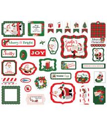 CARTA BELLA - Dear Santas - Ephemera