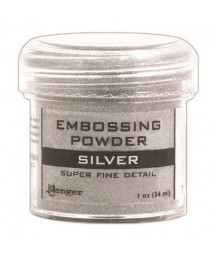 RANGER - Polvere da Embossing - Silver