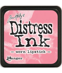 DISTRESS MINI INK - Worn Lipstick