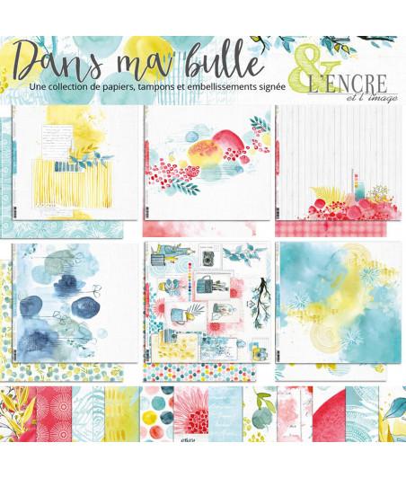 & L'ENCRE - Collection Dans ma bulle - SENZA ETICHETTE