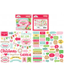 DOODLEBUG - Christmas Magic - Chit Chat