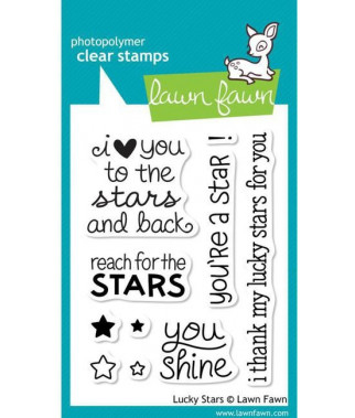 LAWN CUTS - Lucky Stars