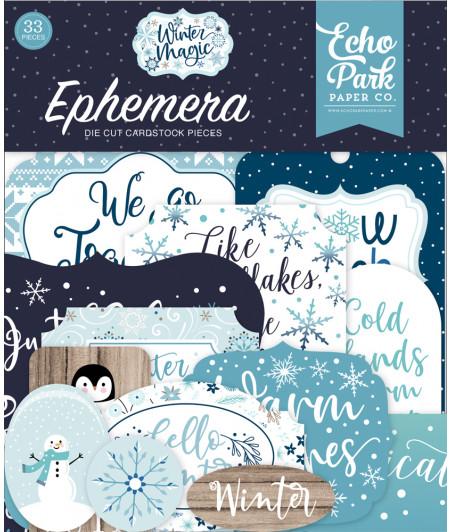 ECHO PARK - Winter Magic - Ephemera