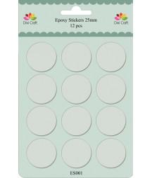 DIXI CRAFT - Epoxy Stickers...